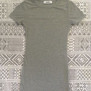 Grey Lulus dress